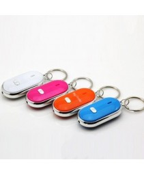 1pc led key finder encontrar chaves perdidas chaveiro cadeia